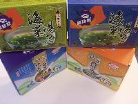 海菜紫菜湯包